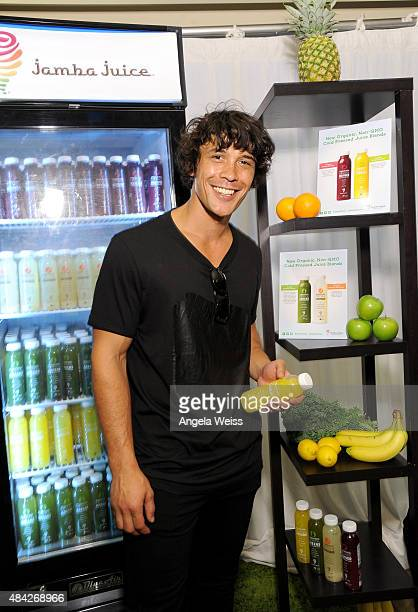 Actor Bobby Morley attends the Backstage Creations retreat at Teen Choice 2015 on August 16 2015 in Los Angeles California