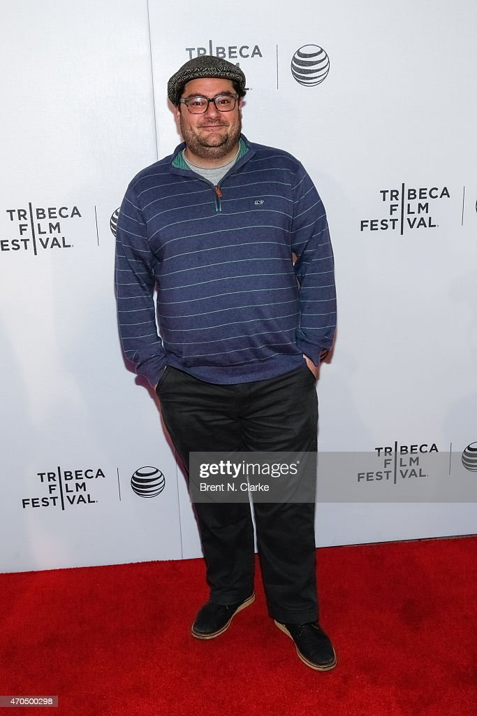 Actor Bobby Moynihan arrives for the World Premiere Narrative: 'Slow Learners' during the 2015 Tribeca Film Festival held at Regal Battery Park 11 on April 20, 2015 in New York City.