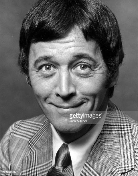 Actor Bobby Van 1971 Photo by Jack Mitchell/Getty Images