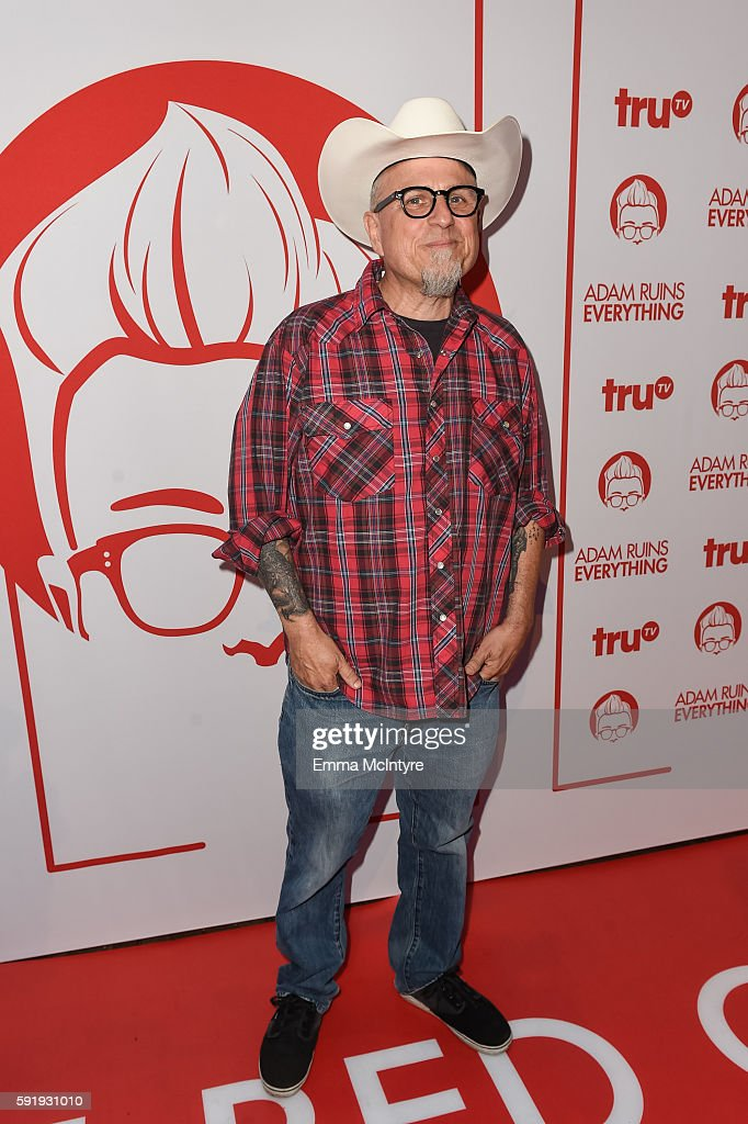 "Screening And Reception For truTV's ""Adam Ruins Everything"" - Red Carpet"