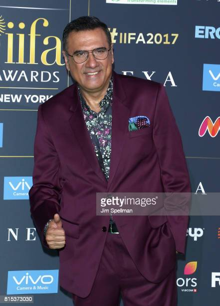 Actor Boman Irani attends the 2017 International Indian Film Academy Festival at MetLife Stadium on July 14 2017 in East Rutherford New Jersey