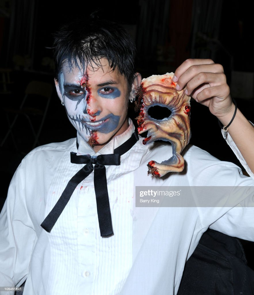 Celebrity Sightings At Knott Scary Farm