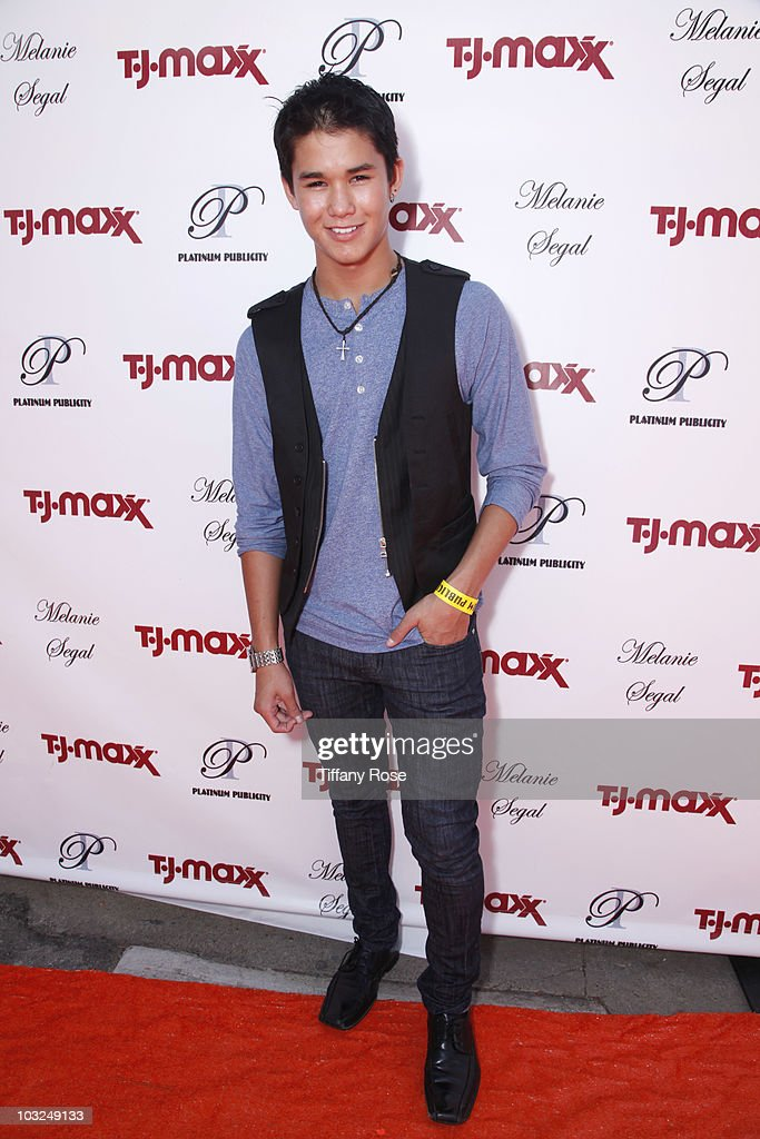 Actor Booboo Stewart Attends Melanie Segal S Teen Choice Retreat News Photo Getty Images