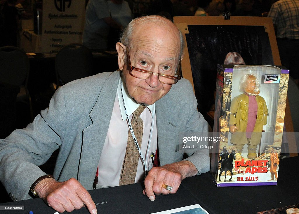 Actor Booth Coleman participates in The Hollywood Show held at Burbank Airport Marriott Hotel & Convention Center on August 5, 2012 in Burbank, California.
