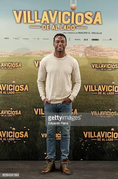 Actor Bore Buika attends the 'Villaviciosa de Al Lado' photocall at Palacio de los Duques hotel on November 29 2016 in Madrid Spain