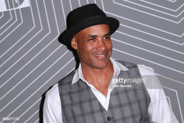 Actor Boris Kodjoe arrived at the 2017 BET Awards 'PRE' at The London West Hollywood on June 21 2017 in West Hollywood California