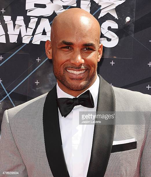 Actor Boris Kodjoe attends the 2015 BET Awards at the Microsoft Theater on June 28 2015 in Los Angeles California