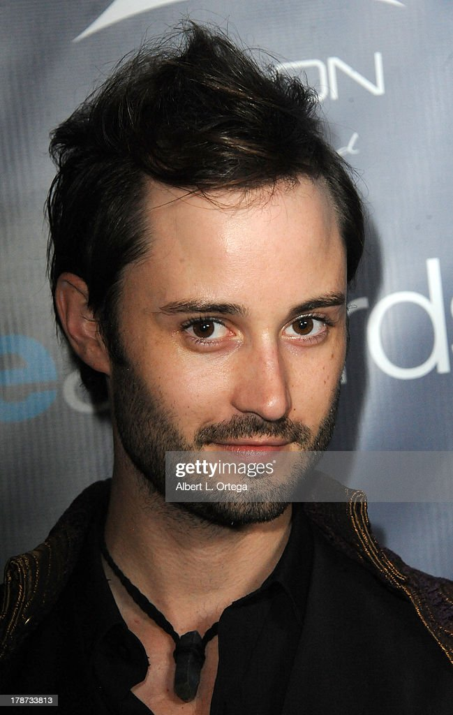 Actor Brad Bell attends The 1st Annual Geekie Awards held at Avalon on August 18, 2013 in Hollywood, California.