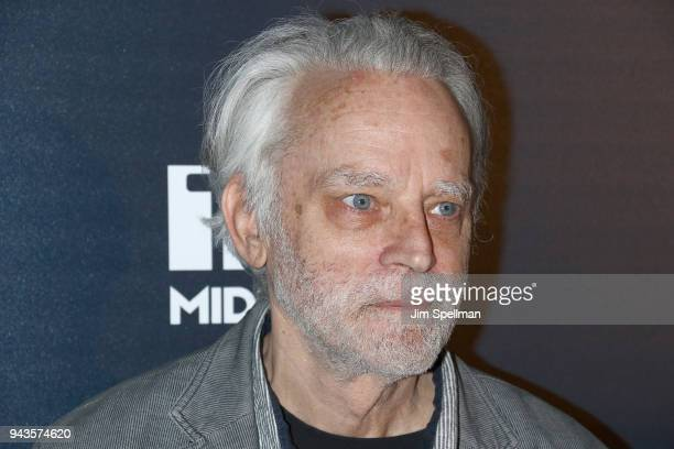 Actor Brad Dourif attends the screening of IFC Midnight's Wildling hosted by The Cinema Society and Gemfields at iPic Theater on April 8 2018 in New...