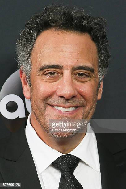 Actor Brad Garrett arrives at the 68th Annual Primetime Emmy Awards at the Microsoft Theater on September 18 2016 in Los Angeles California
