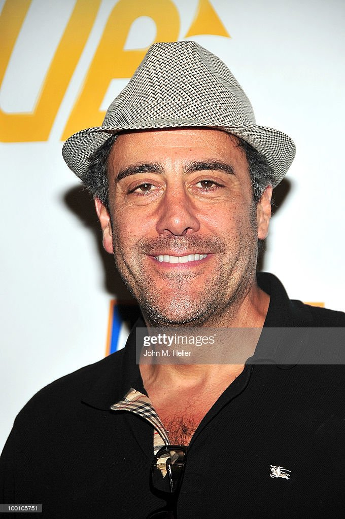 Actor Brad Garrett attends poker pro Annie Duke's poker tournament to benefit After-School All Stars at the Commerce Casino on May 20, 2010 in Commerce, California.