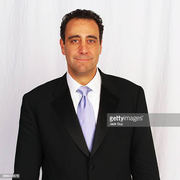 Actor Brad Garrett is photographed for Emmy Magazine at the 55th Annual Emmy Awards on September 21 2003 in Los Angeles California
