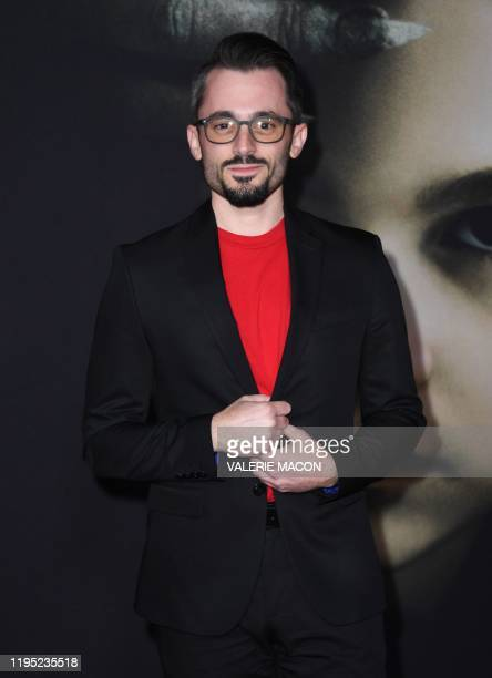 """Actor Brad Lambert arrives for """"The Turning"""" premiere at the TCL theatre in Hollywood on January 21, 2020."""
