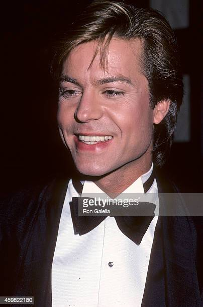 Actor Brad Maule attends the 15th Annual Los Angeles Drama Critics Circle Awards on April 2 1984 at Variety Arts Center in Los Angeles California
