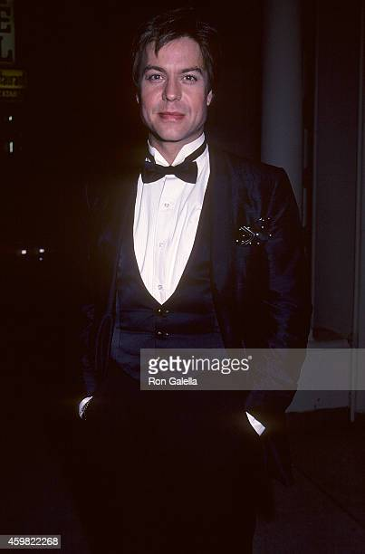 Actor Brad Maule attends the 16th Annual Los Angeles Drama Critics Circle Awards on April 22 1985 at Variety Arts Center in Los Angeles California