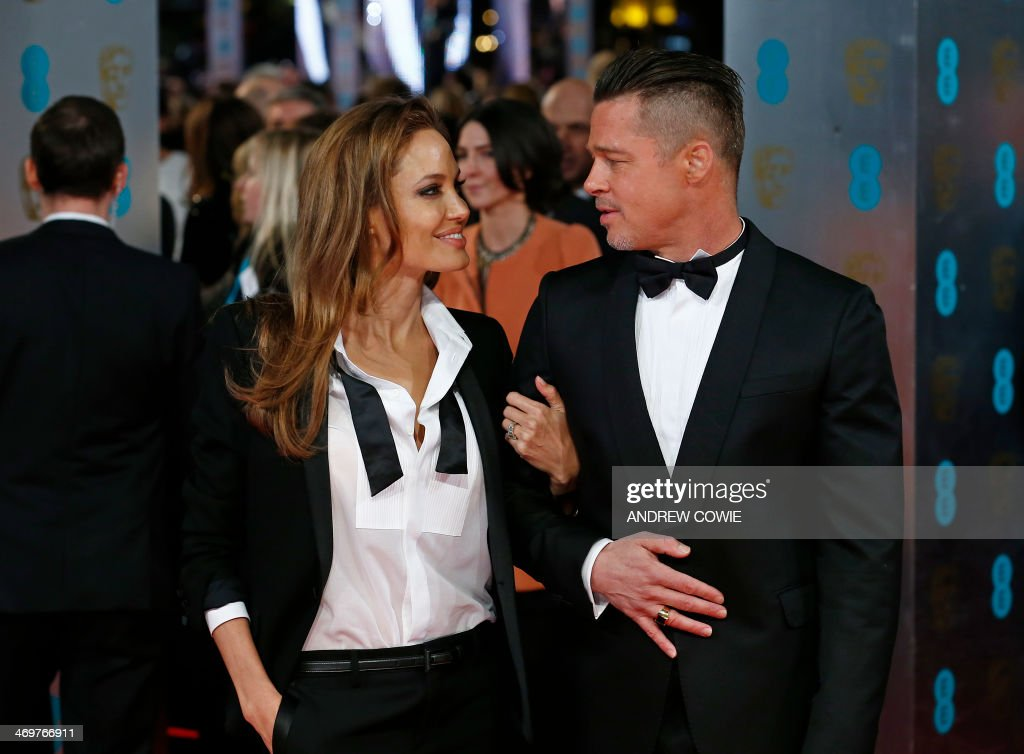 BRITAIN-ENTERTAINMENT-FILM-AWARDS-BAFTA : News Photo