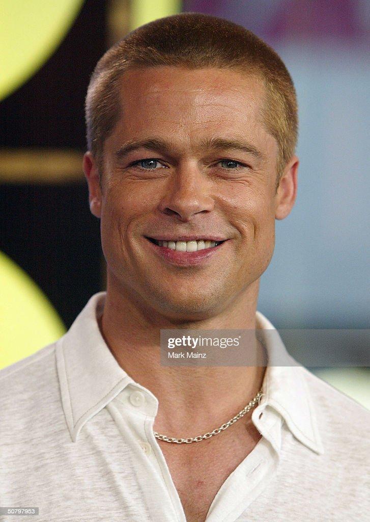 MTV TRL With Brad Pitt And Eric Bana