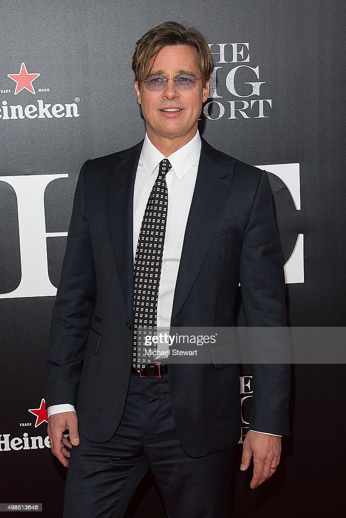 """""""The Big Short"""" New York Premiere - Outside Arrivals : News Photo"""