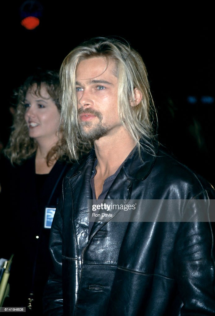 Brad Pitt Interview With A Vampire Premiere