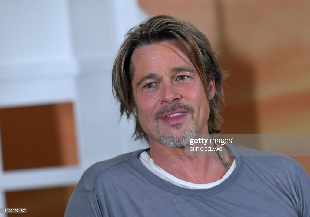 US-ENTERTAINMENT-CINEMA-SONY-ONCE UPON A TIME IN HOLLYWOOD : News Photo