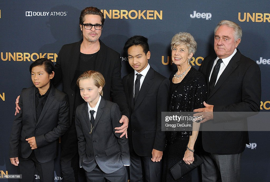 """Unbroken"" - Los Angeles Premiere - Arrivals"