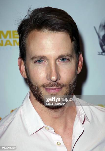 Actor Brad Schmidt attends the premiere of Comedy Dynamics' The Fury of the Fist and the Golden Fleece at Laemmle's Music Hall 3 on May 24 2018 in...