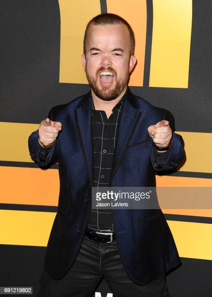 Actor Brad Williams attends the premiere of I'm Dying Up Here at DGA Theater on May 31 2017 in Los Angeles California