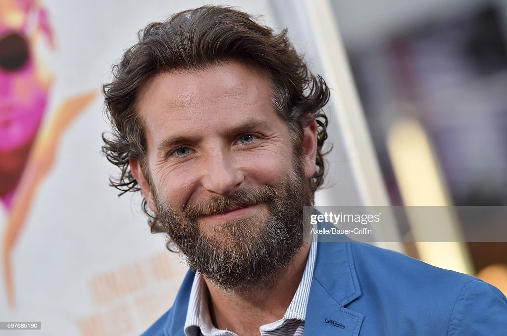 Actor Bradley Cooper arrives at the premiere of Warner Bros. Pictures' 'War Dogs' at TCL Chinese Theatre on August 15, 2016 in Hollywood, California.