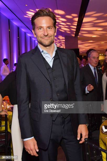 Actor Bradley Cooper attends Lincoln Center's American Songbook Gala at Alice Tully Hall on May 29 2018 in New York City