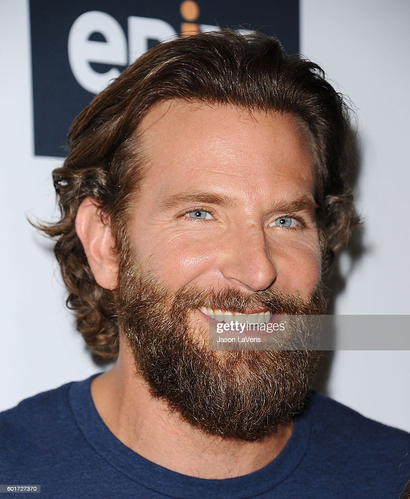 Actor Bradley Cooper attends Stand Up To Cancer 2016 at Walt Disney Concert Hall on September 9, 2016 in Los Angeles, California.