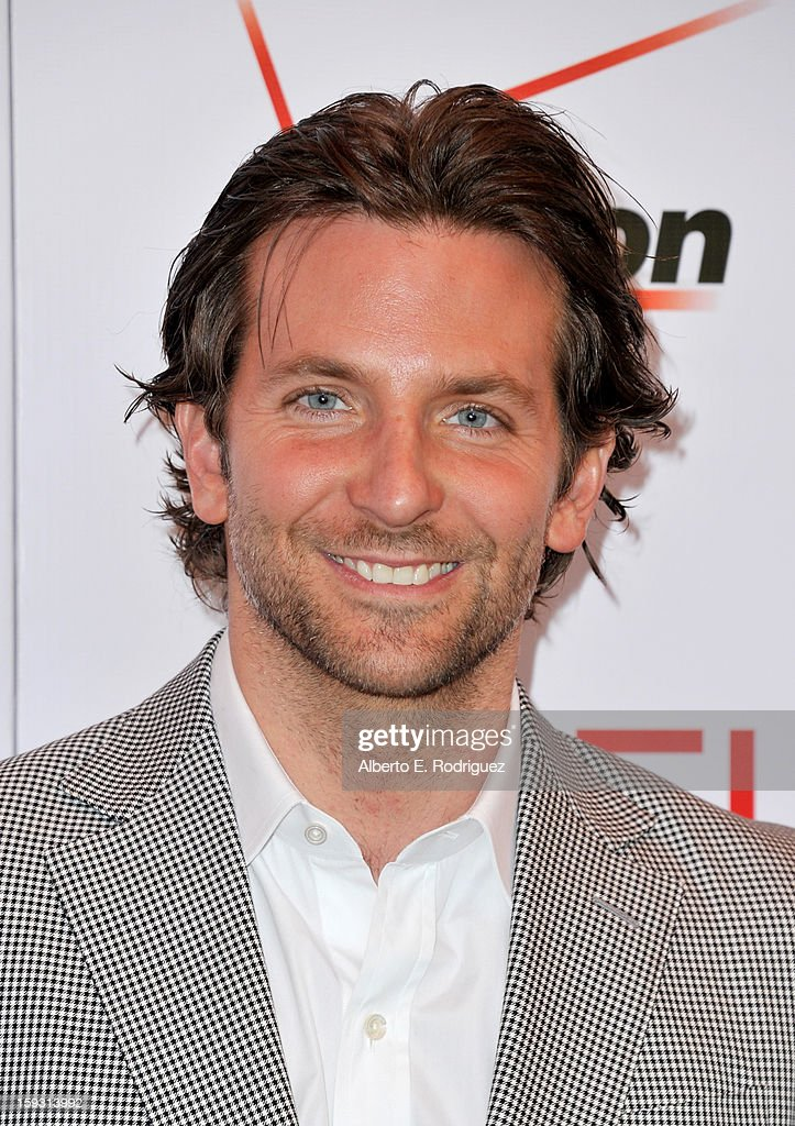 Actor Bradley Cooper attends the 13th Annual AFI Awards at Four Seasons Los Angeles at Beverly Hills on January 11, 2013 in Beverly Hills, California.