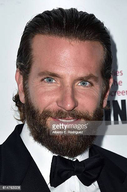 Actor Bradley Cooper attends the 30th Annual American Cinematheque Awards Gala at The Beverly Hilton Hotel on October 14 2016 in Beverly Hills...