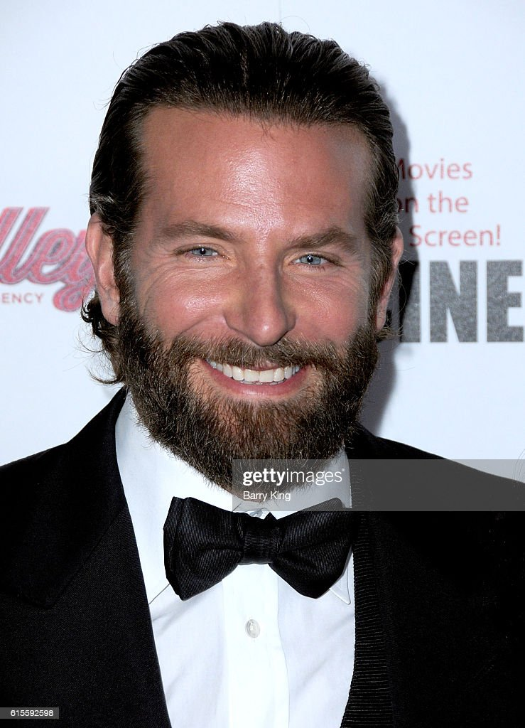 Actor Bradley Cooper attends the 30th Annual American Cinematheque Awards Gala at The Beverly Hilton Hotel on October 14, 2016 in Beverly Hills, California.