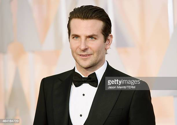 Actor Bradley Cooper attends the 87th Annual Academy Awards at Hollywood Highland Center on February 22 2015 in Hollywood California