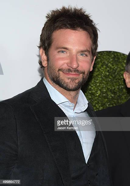 Actor Bradley Cooper attends the GQ 20th Anniversary Men Of The Year Party at Chateau Marmont on December 3 2015 in Los Angeles California