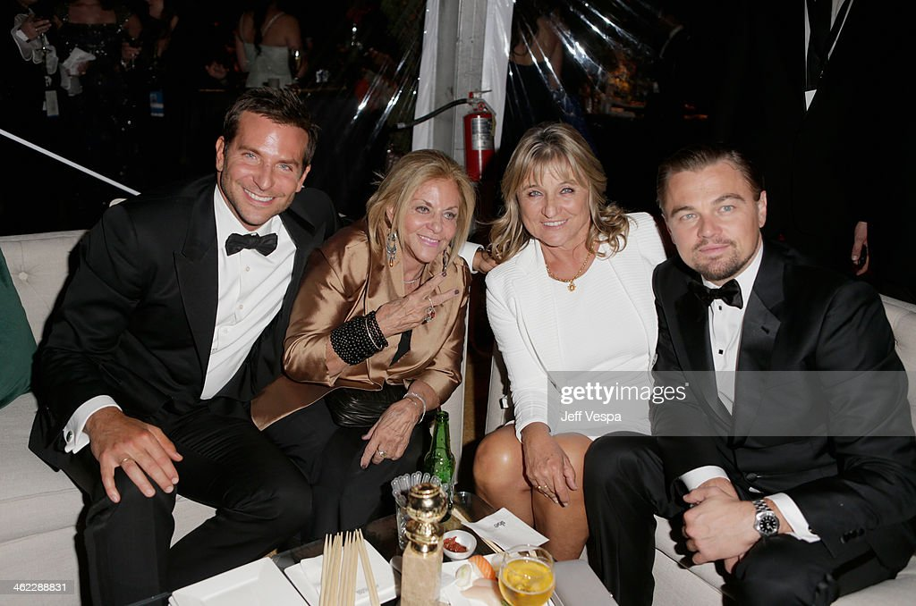 The Weinstein Company & Netflix's 2014 Golden Globes After Party Presented By Bombardier, FIJI Water, Lexus, Laura Mercier, Marie Claire And Yucaipa Films - Inside : News Photo