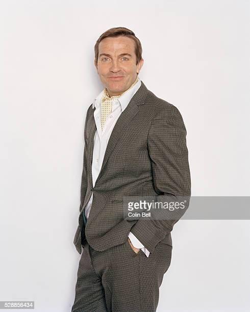 UK Actor Bradley Walsh