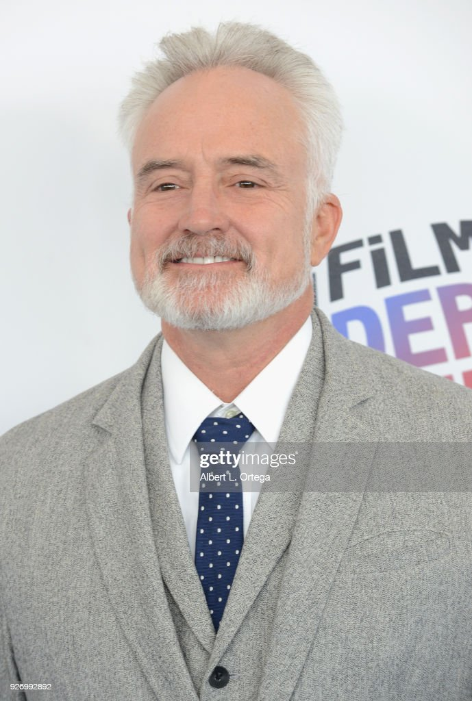 Actor Bradley Whitford arrives for the 2018 Film Independent Spirit Awards on March 3, 2018 in Santa Monica, California.