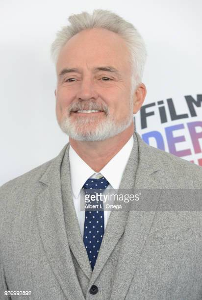 Actor Bradley Whitford arrives for the 2018 Film Independent Spirit Awards on March 3 2018 in Santa Monica California