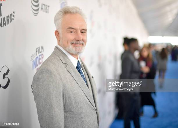 Actor Bradley Whitford attends the 2018 Film Independent Spirit Awards on March 3 2018 in Santa Monica California