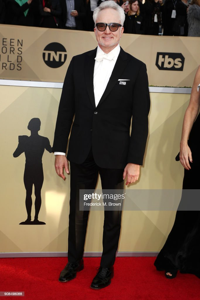 Actor Bradley Whitford attends the 24th Annual Screen Actors Guild Awards at The Shrine Auditorium on January 21, 2018 in Los Angeles, California. 27522_017