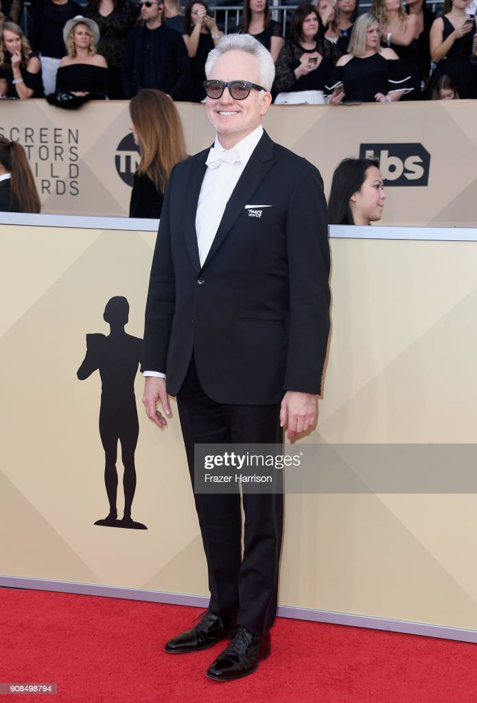 Actor Bradley Whitford attends the 24th Annual Screen ActorsGuild Awards at The Shrine Auditorium on January 21, 2018 in Los Angeles, California.