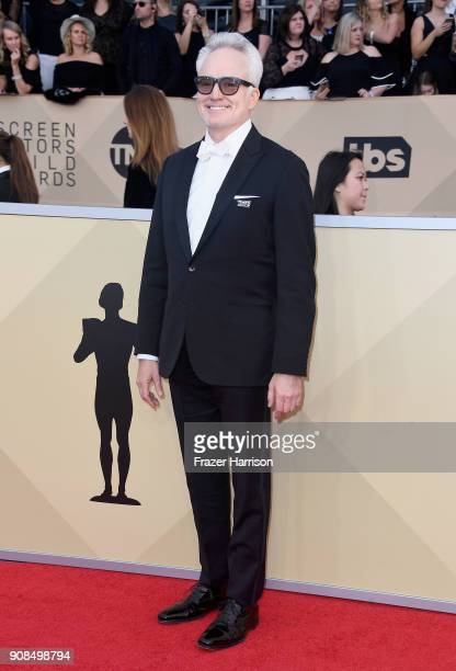 Actor Bradley Whitford attends the 24th Annual Screen ActorsGuild Awards at The Shrine Auditorium on January 21 2018 in Los Angeles California