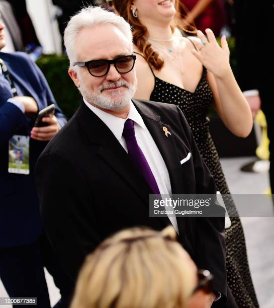 Actor Bradley Whitford attends the 26th annual Screen ActorsGuild Awards at The Shrine Auditorium on January 19 2020 in Los Angeles California
