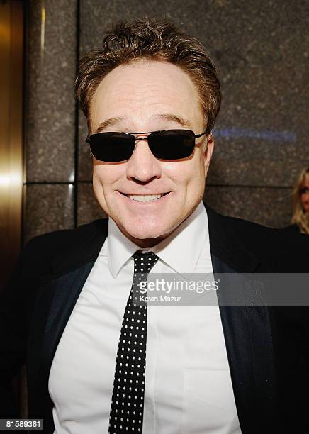 Actor Bradley Whitford attends the 62nd Annual Tony Awards at Radio City Music Hall on June 15 2008 in New York City