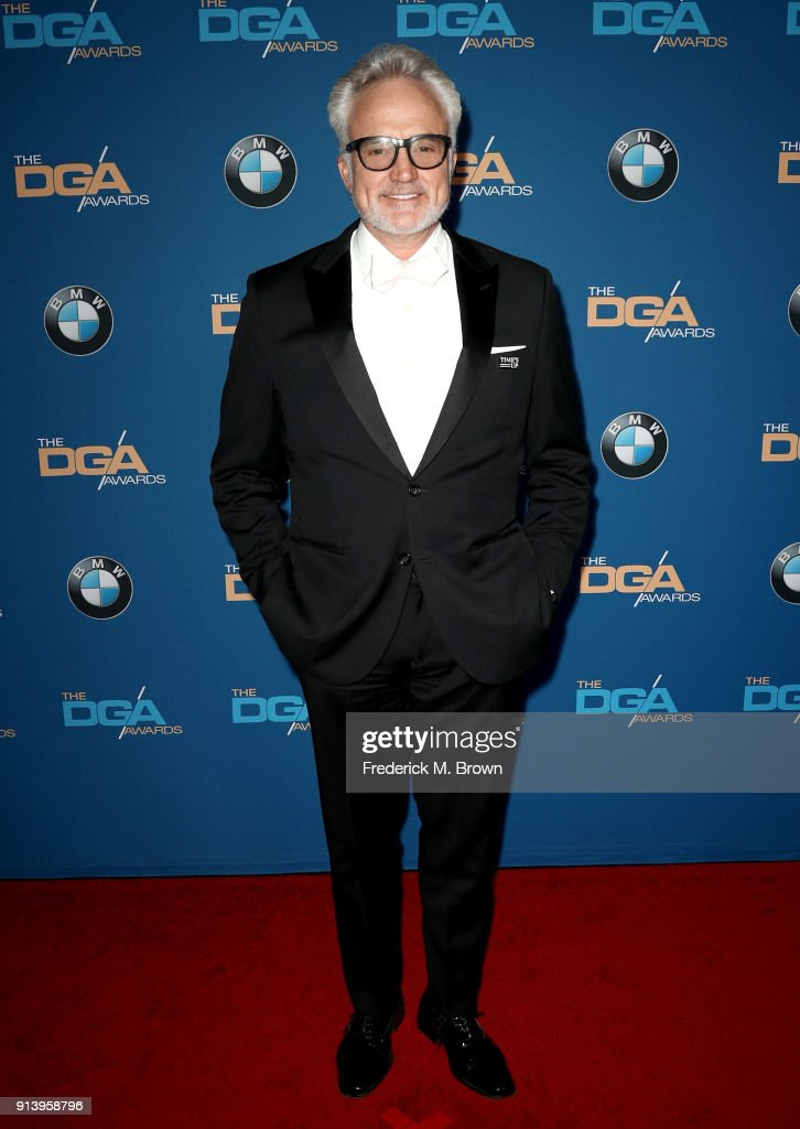 Actor Bradley Whitford attends the 70th Annual Directors Guild Of America Awards at The Beverly Hilton Hotel on February 3, 2018 in Beverly Hills, California.