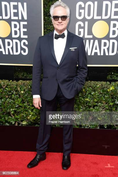 Actor Bradley Whitford attends The 75th Annual Golden Globe Awards at The Beverly Hilton Hotel on January 7 2018 in Beverly Hills California