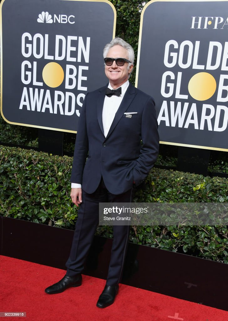 Actor Bradley Whitford attends The 75th Annual Golden Globe Awards at The Beverly Hilton Hotel on January 7, 2018 in Beverly Hills, California.