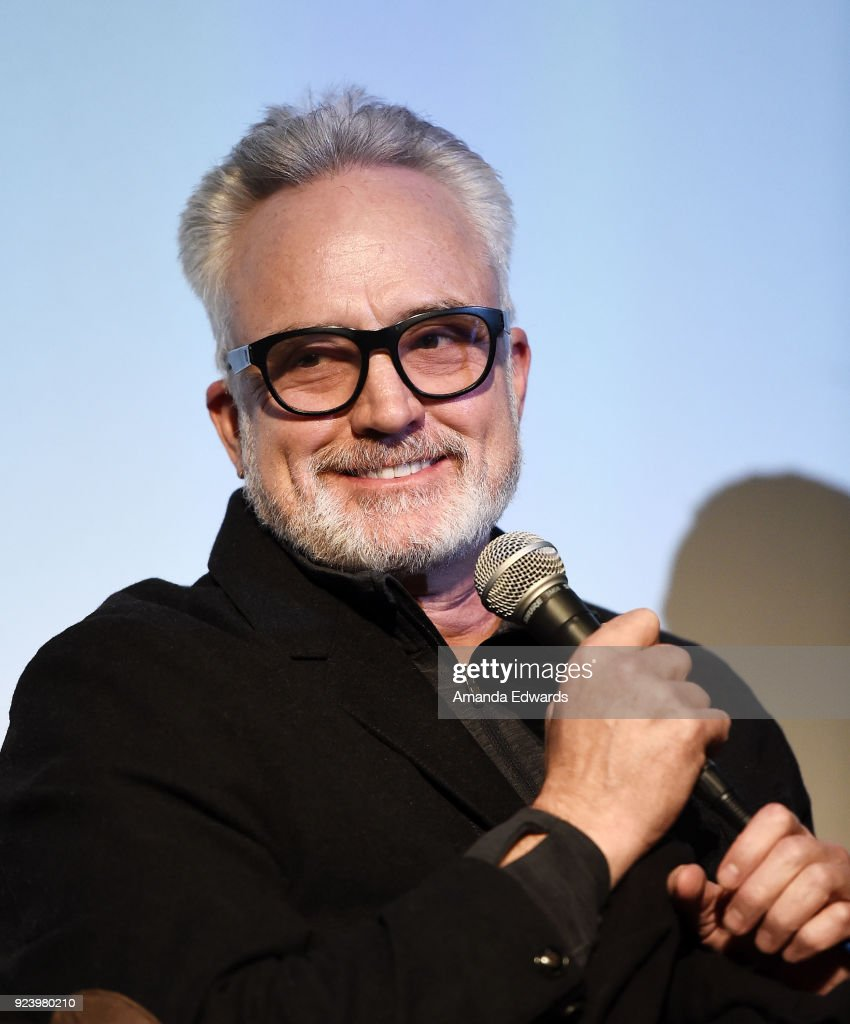 Actor Bradley Whitford attends the Aero Theatre's special screening and Q&A of 'Get Out' at the Aero Theatre on February 24, 2018 in Santa Monica, California.