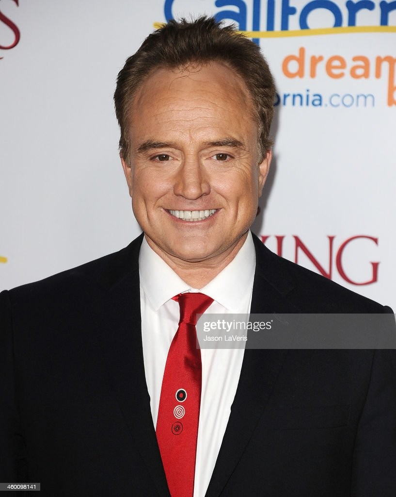 Actor Bradley Whitford attends the premiere of 'Saving Mr. Banks' at Walt Disney Studios on December 9, 2013 in Burbank, California.